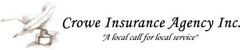 The Crowe Insurance Agency Inc